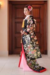 金彩小桜黒