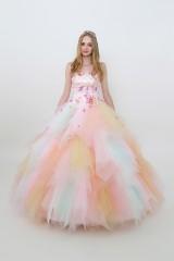 カラードレス|ハニーピンク|HONEY PINK